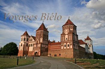 Château de Mir, Biélorussie, Belarus